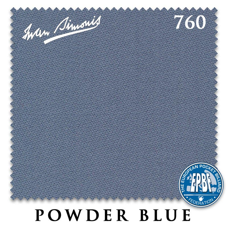 Сукно Iwan Simonis 760 Powder Blue, Харьков