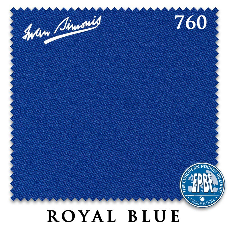 Сукно Iwan Simonis 760 Royal Blue, Харьков