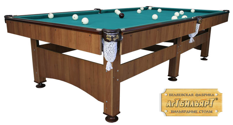 бильярдные столы производство продажа: